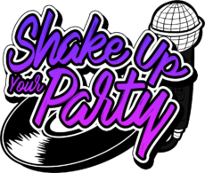 Shake Up Your Party Logo