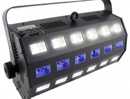 Strob LED + UV